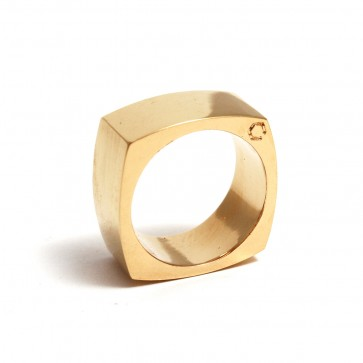SOFT SQUARE CTLYST RING